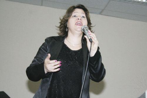 Andrea Bien: cantora lírica