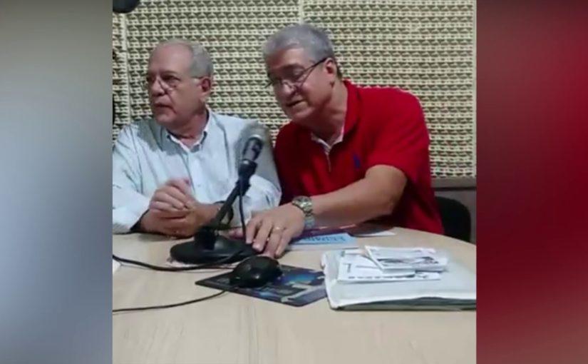 Antônio César Perri de Carvalho / André Marouço