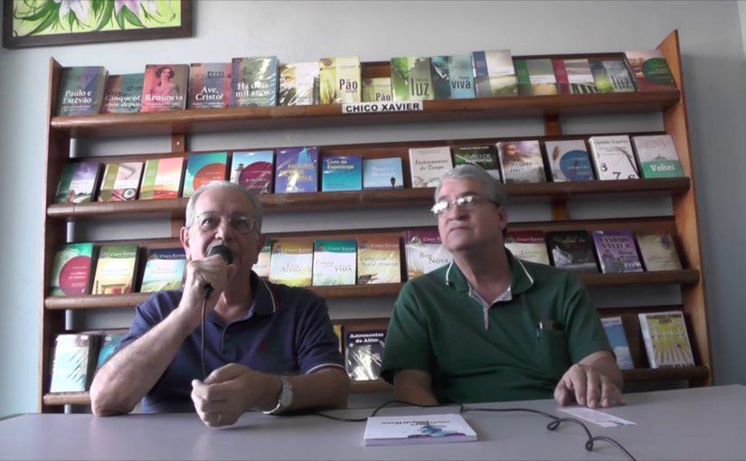 Antônio César Perri de Carvalho: Em Ações Espíritas