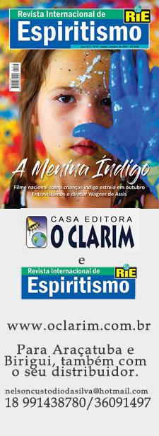 Revista Internacional de Espiritismo e Jornal o Clarim