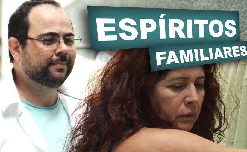 Canal Amigos da Luz – Espíritos familiares