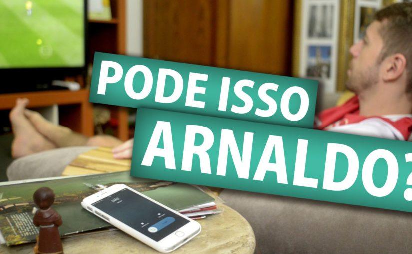 Canal Amigos da Luz – Pode isso Arnaldo?