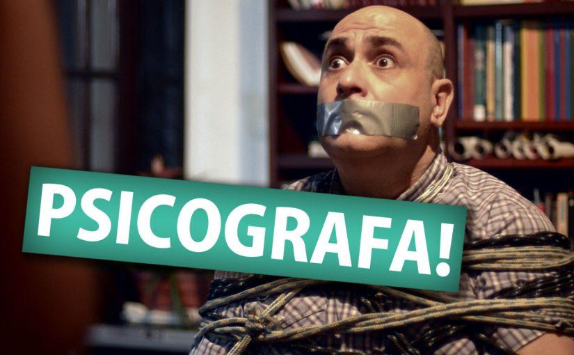 Canal Amigos da Luz: Psicografa!