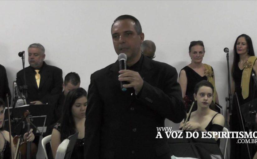 Concerto em homenagem ao aniversário do Centro Espírita Irmã Angélica de Araçatuba SP