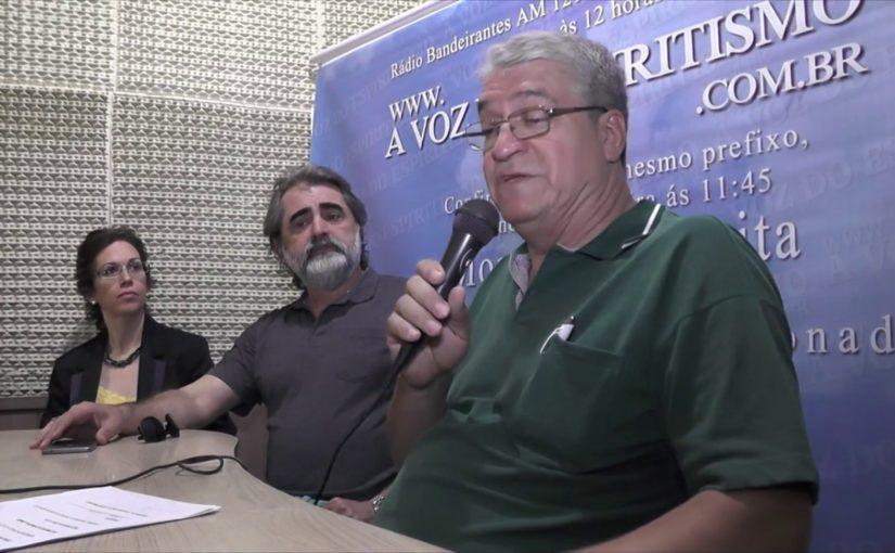 TV Mundo Maior: entrevista sobre o lançamento do canal em Araçatuba com André Marouço e Dra. Eliana Ivano