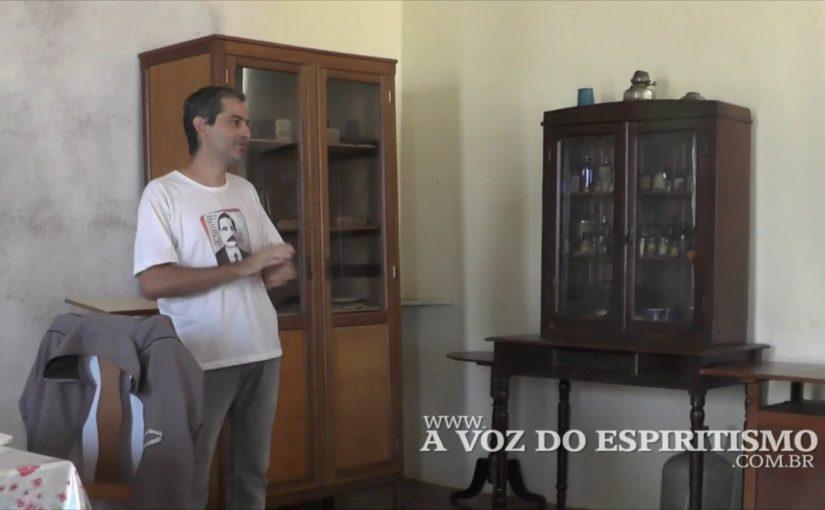 Início do espiritismo na Fazenda Santa Maria em Minas Gerais (Sinhô Mariano)
