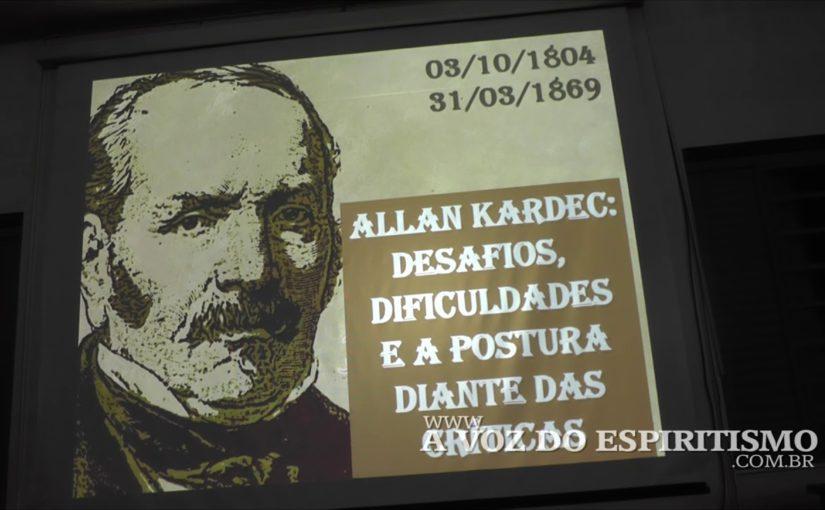 Homenagem de Aniversário a Alan Kardec