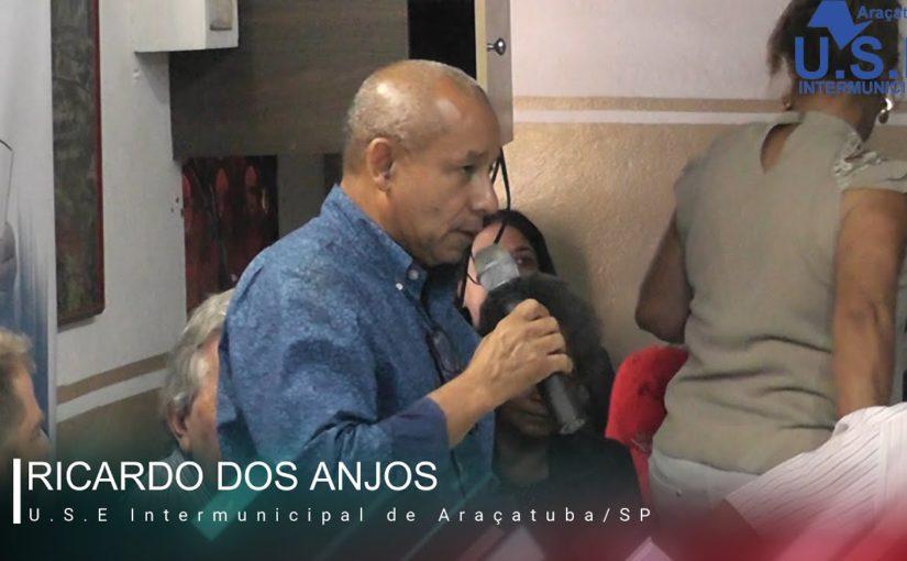 EXCURSÃO da USE em Uberaba – Palestra Ricardo dos Anjos – PARTE 1